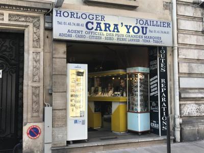 Cara you - Graveur - Vincennes