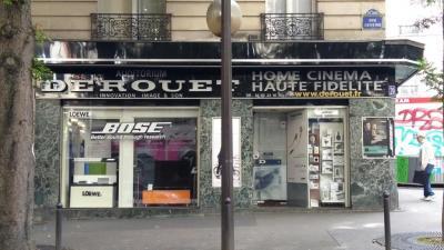 Derouet - Vente de matériel hi-fi - Paris