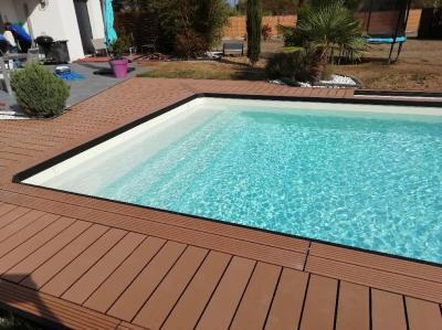 Sanchez Piscines - Concession piscines DESJOYAUX - Construction et entretien de piscines - Blois