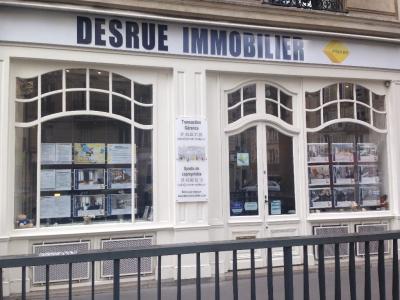 Desrue Immobilier - Agence immobilière - Paris