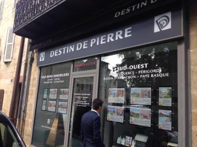 Destin de Pierre Sarl - Agence immobilière - Brive-la-Gaillarde