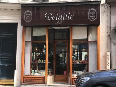 Detaille 1905 - Fabrication de parfums et cosmétiques - Paris