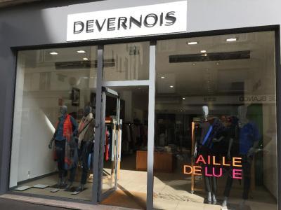 Devernois - Vêtements femme - Orléans