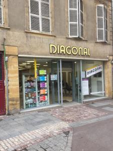 Diagonal - Coiffeur - Metz