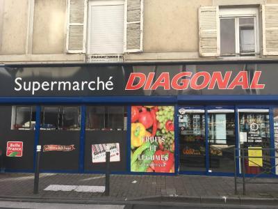 Diagonal Blanvillain Alimentation - Supermarché, hypermarché - Angers