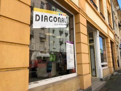 Diagonal Sablon - Coiffeur - Metz