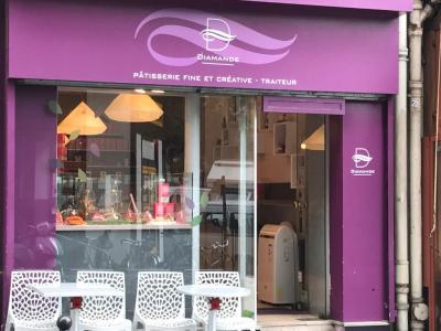 Diamande - Salon de thé - Paris