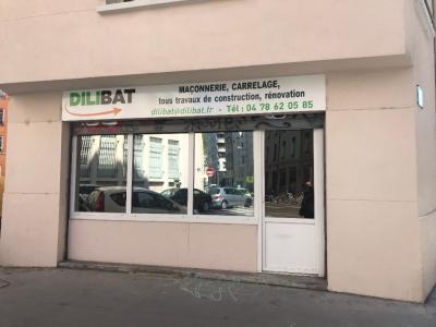 Dilibat - Entreprise de maçonnerie - Lyon