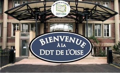Direction Départementale des Territoires DDT Siège - Agriculture, équipement et transport - services publics - Beauvais