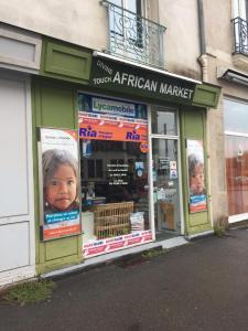 Divine Touch African Market - Alimentation générale - Nantes