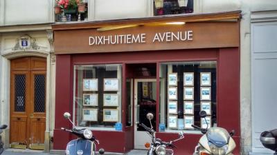Agence Dix Huitième Avenue - Administrateur de biens - Paris