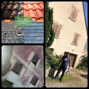 Dmousse Clean - Entreprise de démoussage et de traitement des toitures - Guingamp