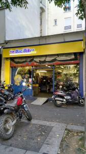 Doc'Biker - Vente et réparation de motos et scooters - Paris