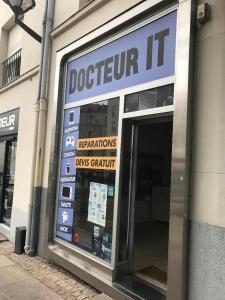 Docteur It - Réparation de téléphone portable - Nantes