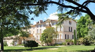Domaine Des Grottes - Chambre d'hôtes - La Motte