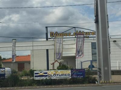Domes Clotures Centre - Portes automatiques - Aubière