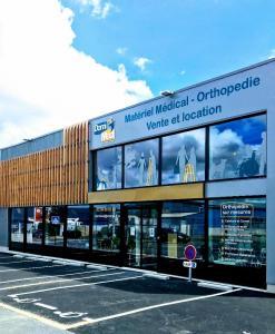 Domimed - Vente et location de matériel médico-chirurgical - Dinan