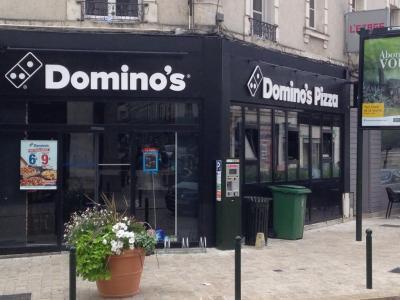 Domino's Pizza Orléans Centre - Lieu - Orléans