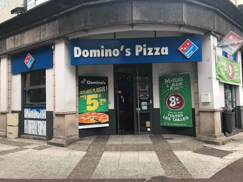 Domino S Pizza Neuilly Plaisance Restaurant Adresse Avis