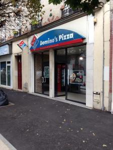 Dominos Pizza - Lieu - Maisons-Alfort