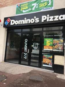 Dominos Pizza - Restaurant - Saint-Gratien