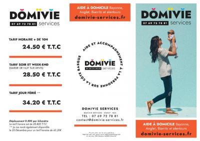 Domivie Services - Services à domicile pour personnes dépendantes - Biarritz