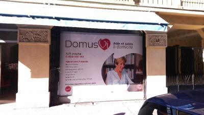 Domusvi - Services à domicile pour personnes dépendantes - Nice