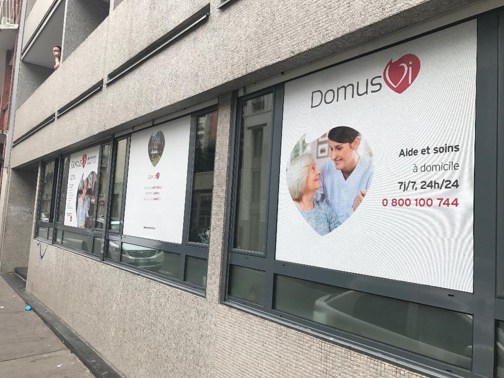 DomusVi Domicile, 10 r Eugène Carrière, 10 Paris - Service d