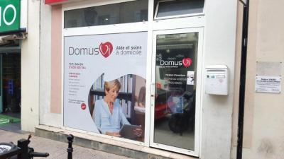 Domusvi Domicile - Services à domicile pour personnes dépendantes - Palaiseau