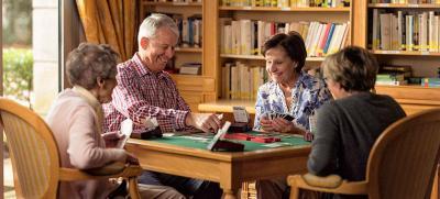 Domusvi - Services à domicile pour personnes dépendantes - Grasse