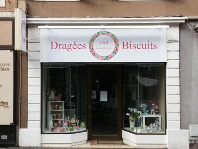 Dragees & Biscuits - Chocolatier confiseur - Thonon-les-Bains