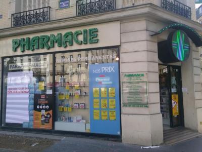 Drai Et Souffir - Pharmacie - Paris