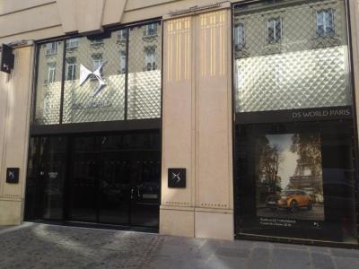 DS World Paris - Concessionnaire automobile - Paris