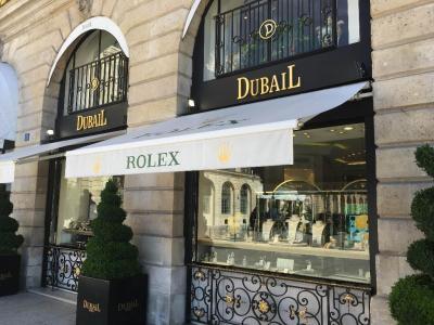 Dubail Vendôme - Réparation horlogerie - Paris