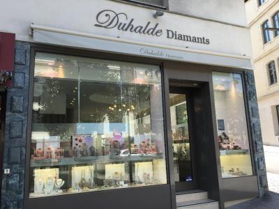 Duhalde Diamants - Bijoux - Biarritz