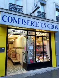 Dupleix Allo Bonbons - Chocolatier confiseur - Paris