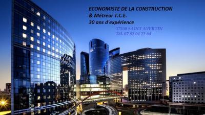 Dupont Eric - Économiste de la construction - Saint-Avertin