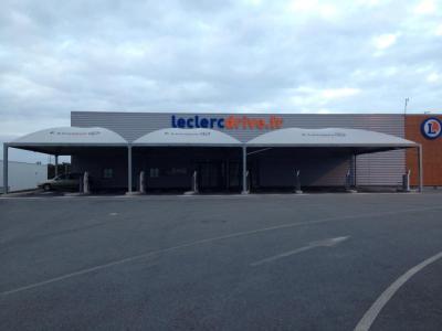 E.Leclerc Drive - Location d'automobiles de tourisme et d'utilitaires - Avranches