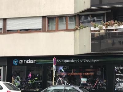 E.Rider - Vente et réparation de vélos et cycles - Annecy