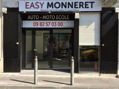 Easymonneret Auto moto Ecole - Auto-école - Marseille