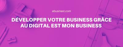 EBusinext - Création de sites internet et hébergement - Vénissieux