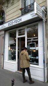 Eco-Tech - Vente de matériel et consommables informatiques - Paris
