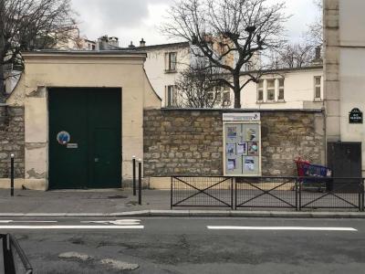 E.E.PU FALGUIERE 20 rue Falguière - École maternelle publique - Paris