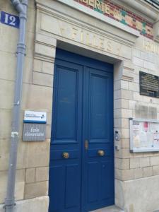 Ecole élémentaire publique St Lambert Eb - École maternelle publique - Paris