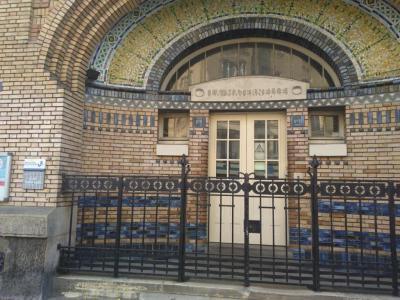 E.M.PU SEXTIUS MICHEL 22 rue Sextius Michel - École maternelle publique - Paris