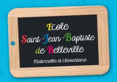 E.P.PR ST JEAN-BAPTISTE DE BELLEVILLE 31 rue Clavel - Association culturelle - Paris