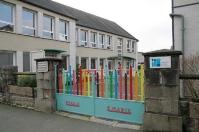Ecole Maternelle Et Primaire Sainte Marie - École maternelle privée - Avranches