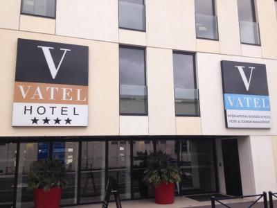 Ecole Vatel Bordeaux Campus les Chartrons - Enseignement pour le tourisme, la cuisine et l'hôtellerie - Bordeaux