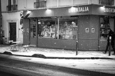 Librairie Libertalia - Librairie - Montreuil