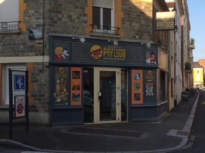 Editions P'tit Louis - Éditions culturelles - Rennes